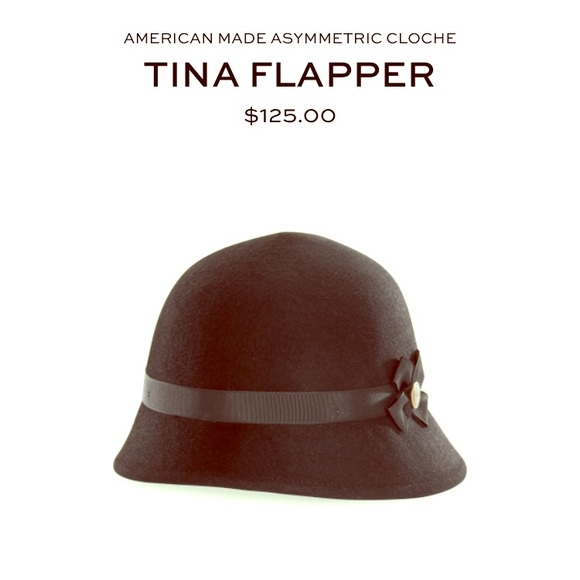 d652ab61744 Women s Tina Flapper Hat Black